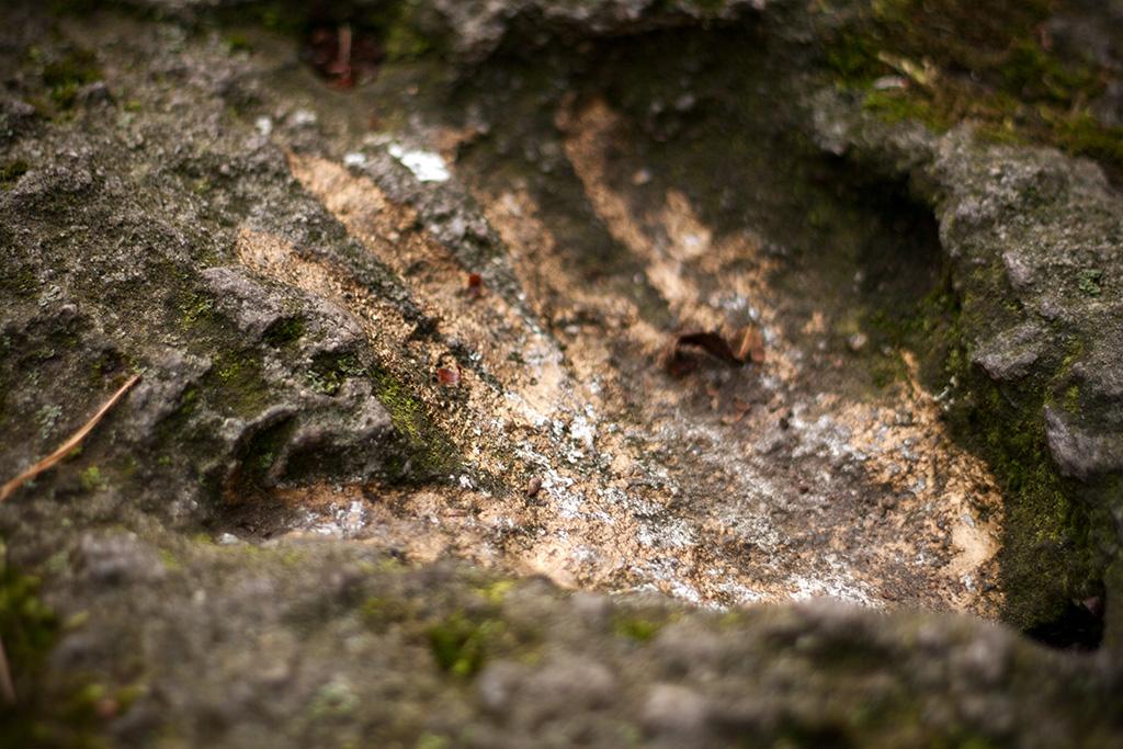 Der Stein wurde so weich wie Butter und die Hand Heinrichs I. sank hinein.